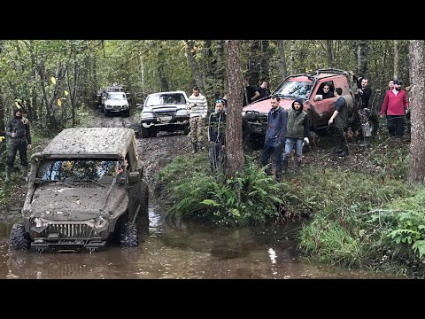 OffroadSpb и Gelik Off-Road (часть 1)