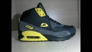 Видео обзор обуви. Кроссовки demax air max