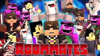 "Minecraft ROOMMATES! - ""MULTIVERSE MADNESS"" #10 (Minecraft Roleplay)"