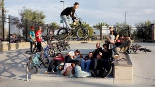 BMX - INSANE INSTAGRAM SLAM WITH YOUNG SAVAGES thumbnail