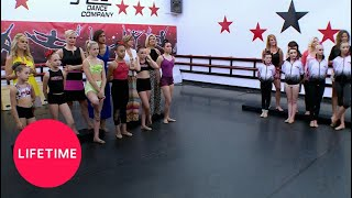 Dance Moms: Dance Digest - First Ladies vs. America Gone (Season 4) | Lifetime