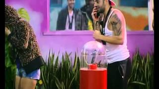 Fabio Levou Um Grande LOL da Voz Casa Dos Segredos 3