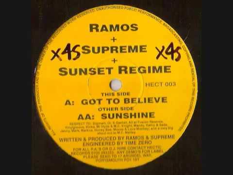Ramos, Supreme & Sunset Regime vs. Force & Styles - Battle Of The DJ's Match 2