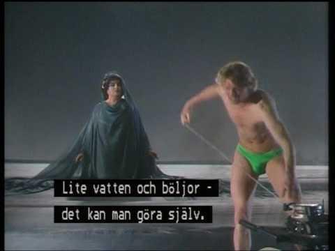 Anslagstavlan  Birgit Nilsson och Johannes Brost, 1987