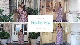 Rebdolls Summer Plus Size Fashion Haul