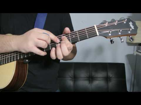 how to play a e flat minor 7th (chord guitar tutorial!!)