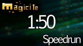 Magicite: Speedrun! [WR] 1:50