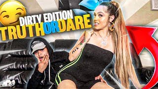 EXTREME TRUTH OR DARE 💦🤪 ... with my crush (You Wont Believe What He Did!) | Woah Vicky