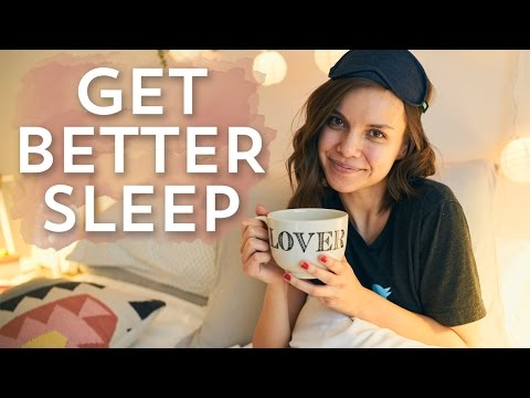 How to Get Better Sleep! | Ingrid Nilsen