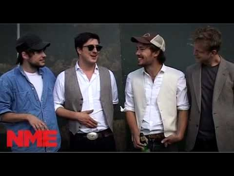 The 60 Second Interview - Mumford & Sons