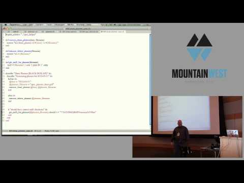 What's Wrong With Ruby's Object Model (And Why That's a Good Thing) by David Brady
