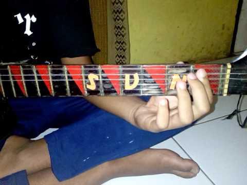 Intro gitar gaby-Tinggal kenangan