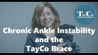 Chronic Instability Does Not Have To Limit Your Life - TayCo Testimonial