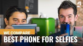 Best phones for selfies: January 2020