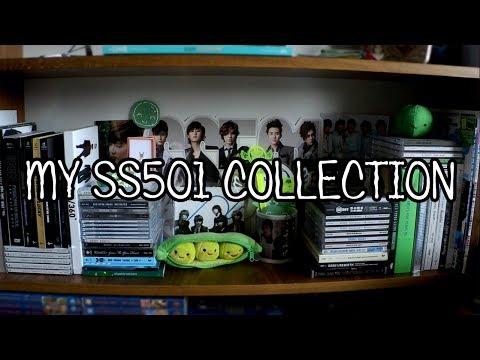 Jessie's K-Pop Corner - My SS501 Collection