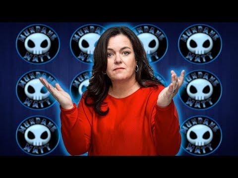 Rosie O'Donnell tried bribing GOP Senators to kill Tax bill