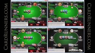 CardRunners Shuller_A1t Live Sessions: $500PLO 6-Max Zoom, Part 1, 08.15.14