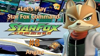 Let's Play Star Fox Command Part 8: Anglar (Asteroid Belt 1/2)