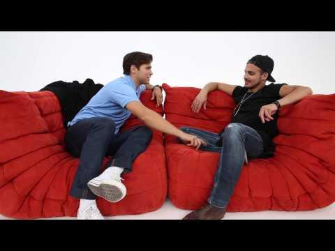 Straight Talk With Adamo Ruggiero: Luke Bilyk