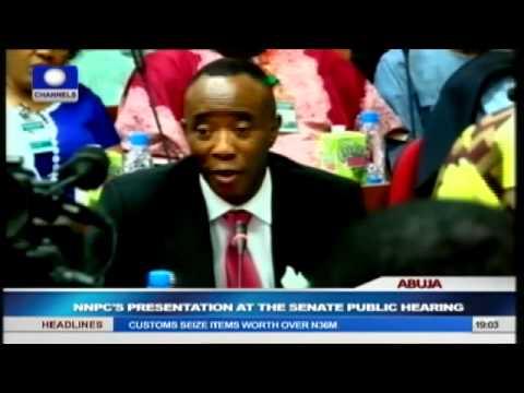 Missing $20bn: NNPC Makes Presentation During Senate Public Hearing Pt.1