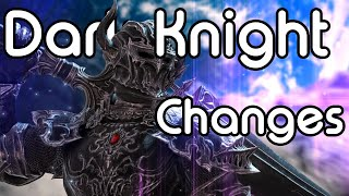 Dark Knight Changes | FFXIV Endwalker Media Tou