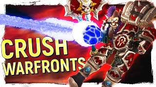 The Battle for Azeroth FULL Guide to Warfronts | DOMINATE Stromgard For Easy Loot