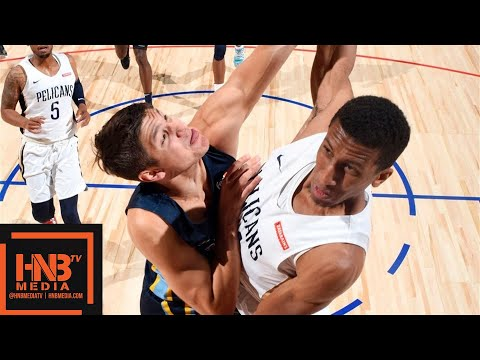 Memphis Grizzlies vs New Orleans Pelicans Full Game Highlights | July 14 | 2019 NBA Summer League