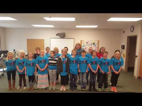 Round Prairie Elementary School Song