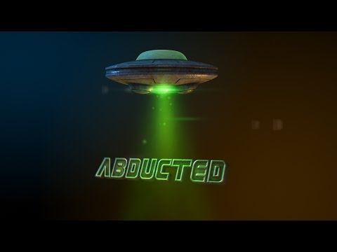 after-effecs-template:-abducted---ufo-abduction-beam-logo-stinger