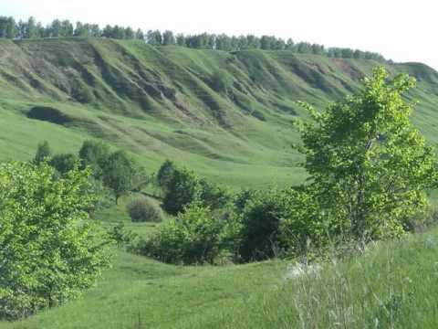 Фадеевы горы,  древнее село Исады Нижегородской области  Лысковского района