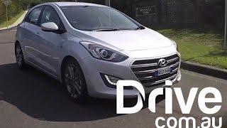 Hyundai i30 SR Review Drive.com.au