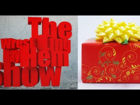 Wrestling Mayhem Show 551: What's in the (Christmas) Box?!?!