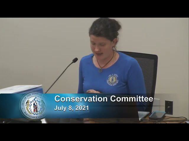 Conservation Commission 7-8-21