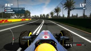 F1 2012 Mac Gameplay by MacGamerHQ.com