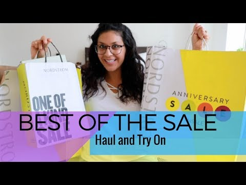 What I Got at the Nordstrom Anniversary Sale  |  Best Things to Buy