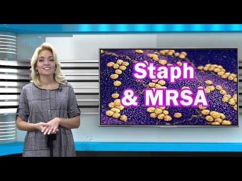 Staph Infections & MRSA