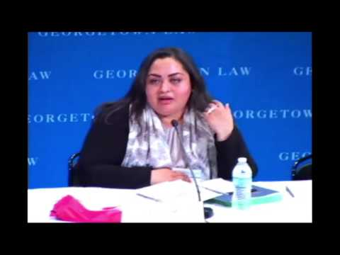 2015 Immigration Law and Policy Conference – Panel: Unaccompanied Central American Children