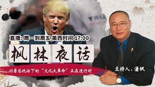 """川普总统治下的""""文化大革命""""正在进行时《枫林夜话》第65期 2020.06.12"""
