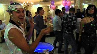 Макс Анучин. Midnight Samba на свадьбе в Усть-Лабинске
