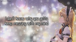 Nightcore - On Your Mind || Lyrics MP3
