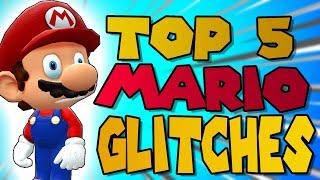5 KRANKE Mario GLITCHES die DU kennen solltest.
