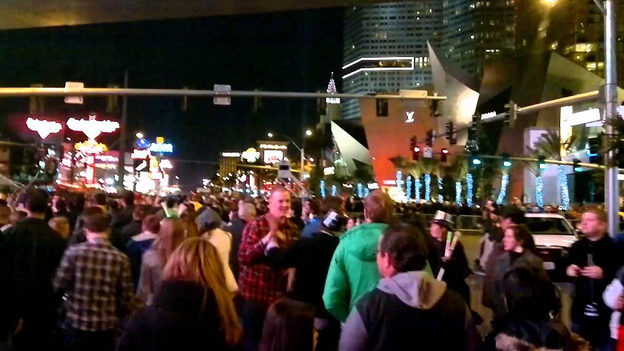 Las Vegas Silvester