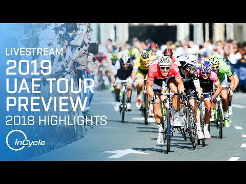 UAE Tour 2019 | LIVESTREAM | Abu Dhabi & Dubai Tour 2018 REP