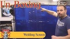 Tool Unboxing: Black Stallion Welding Screen