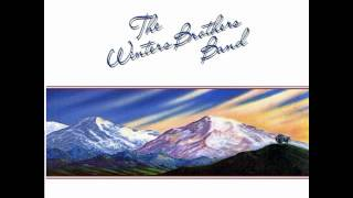 SANG HER LOVE SONGS - Winters Brothers Band