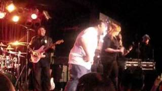 "Faith Evans ""Love Like This"" Live at B.B. Kings 10/5/10 with Fatman Scoop"
