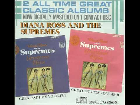 Diana Ross & The Supremes - Greatest Hits Vol 1 & 2