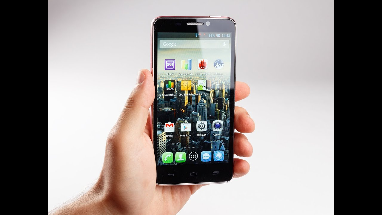 Alcatel One Touch Idol Libre Alcatel One Touch Idol Review Youtube