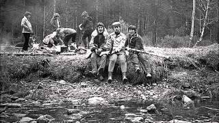 Поход на Бунар гору 1982г