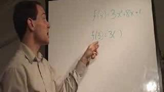 Understanding Functions Pt 2